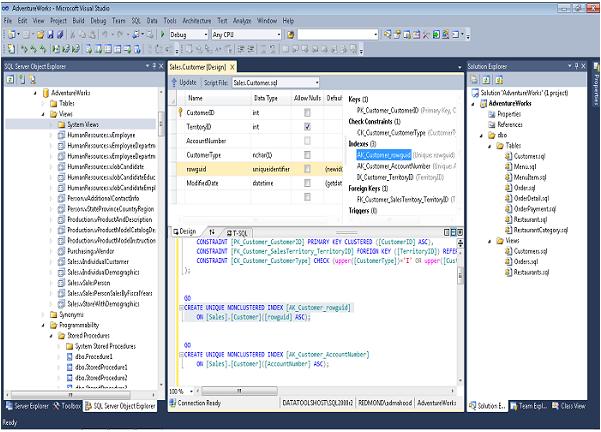 BIDS No More Exist in SQL Server 2012.  (4/4)