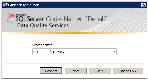 Introduction and Installation of Data Quality Services for Denali (5/6)