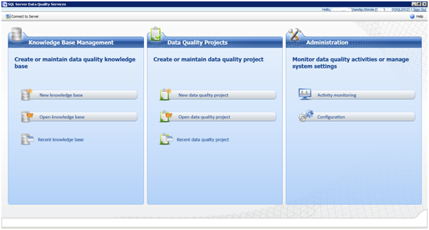 Introduction and Installation of Data Quality Services for Denali (6/6)